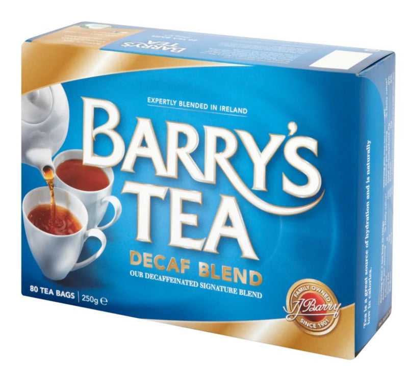 Barry's Tea - Decaf Blend - 80's
