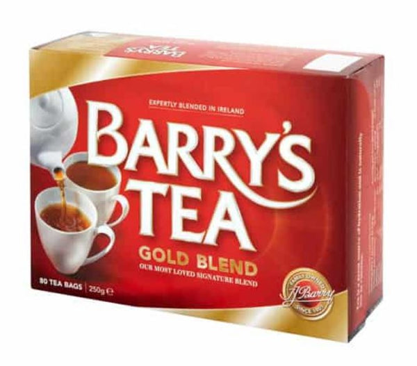 Barry's Tea - Gold Blend - 80's