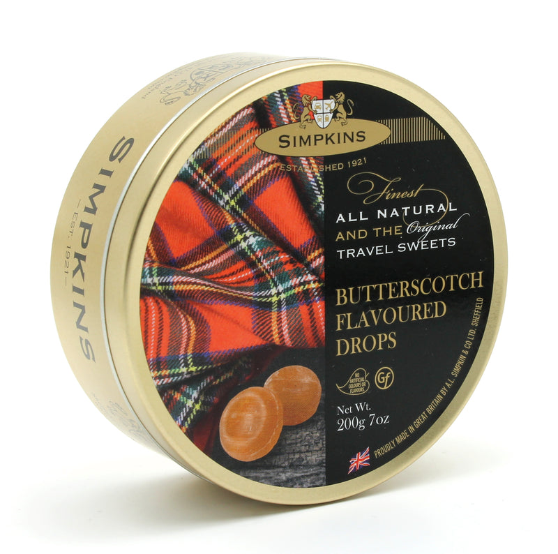 Simpkins Tin Butterscotch - 200 g