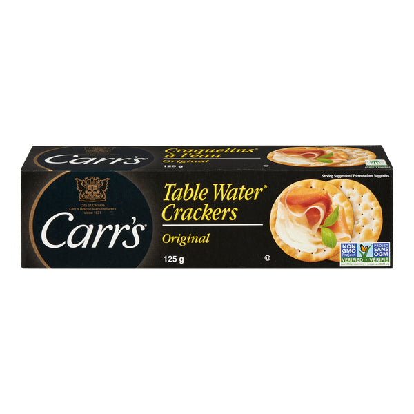 Carr's Table Water - 125 g