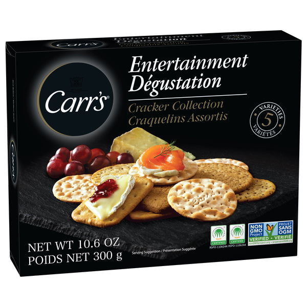 Carr's Entertainment Cracker - 300 g