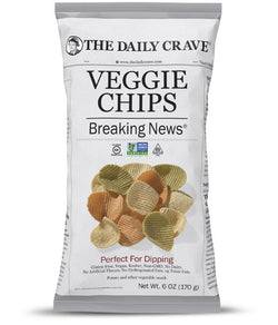 Daily Crave - Veggie Chips - 170 g