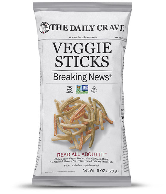 Daily Crave - Veggie Sticks - 170 g