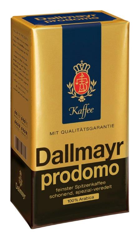 Dallmayr Coffee Ground Prodomo - 500 g