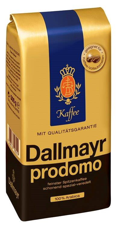 Dallmayr Coffee Beans Prodomo - 500 g