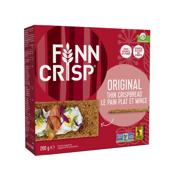 Finn Crisp Whole Grain - 200 g