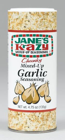 Jane's Krazy - Garlic Salt - 135 g