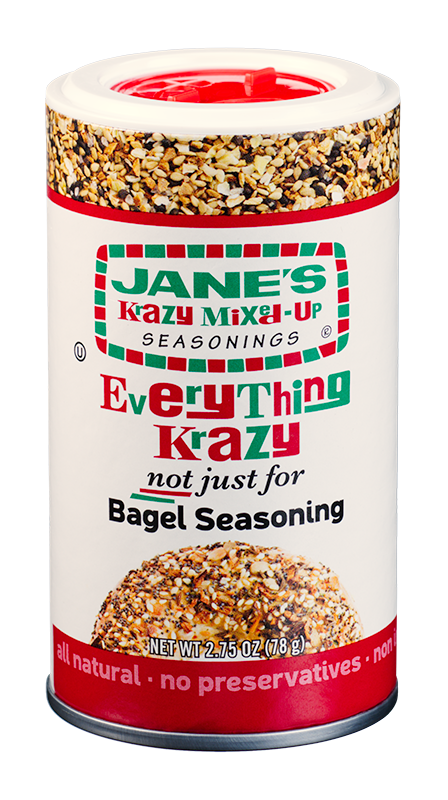 Jane's Krazy - Everything Bagel - 77 g