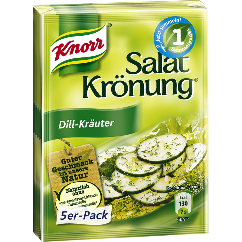 Knorr Salad Dressing Mix Dill - 45 g