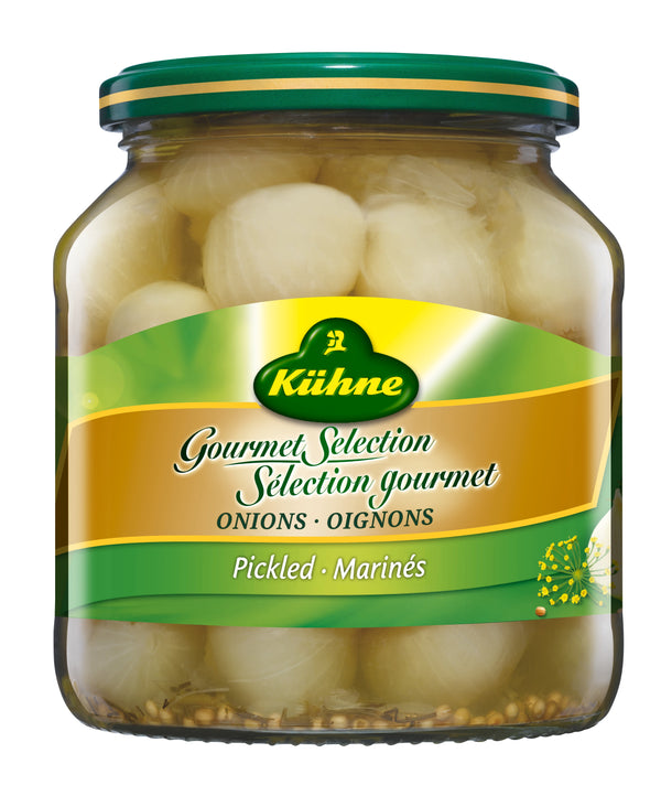 Kuehne Onions Pickled - 500 ml