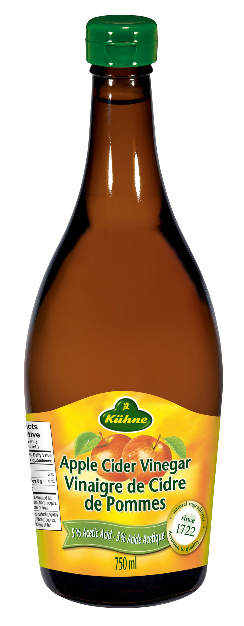Kuehne Vinegar Apple Cider - 750 mL