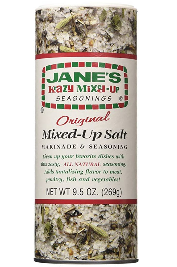 Jane's Krazy - Original Salt - 269 g