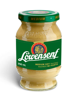 Lowensenf Mustard Jar Medium - 250 mL