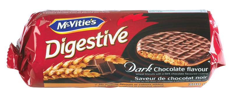 McVitie Digestive Dark Chocolate - 300 g