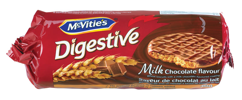 McVitie Digestive Milk Chocolate - 300 g