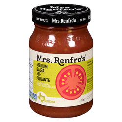Renfros Salsa Medium - 473 mL