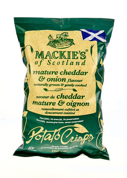Mackie's Product Shot