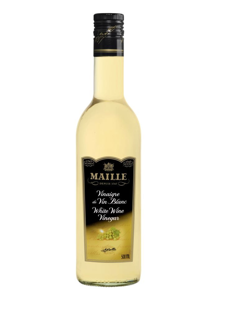 Maille Vinegar White Wine - 500 mL