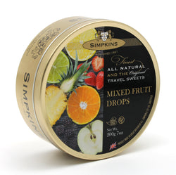 Simpkins Tin Mixed Fruit - 200 g