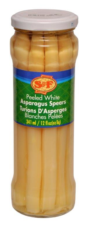 S&F Asparagus Spears - 341 ml