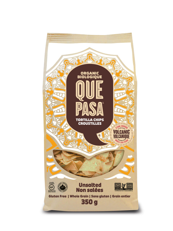 Que Pasa Tortilla Chips No Salt - 350 g