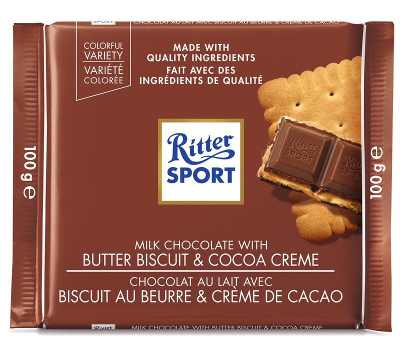 Ritter Colorful Butter Biscuit - 100 g