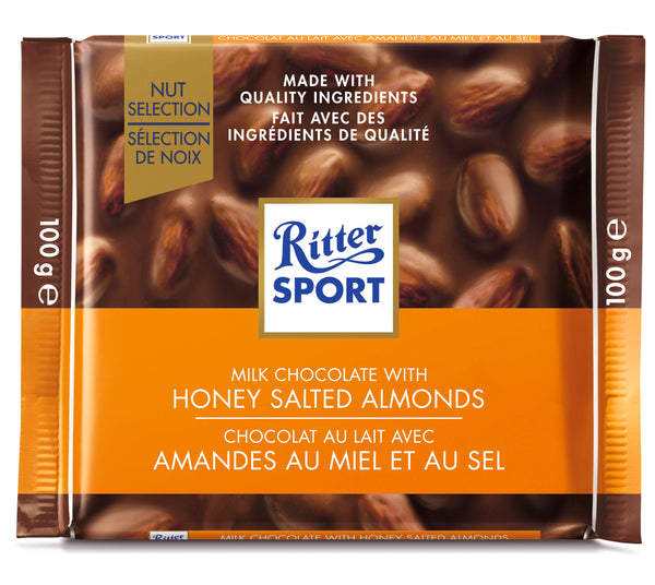 Ritter Nut - Honey Salt Almond - 100 g