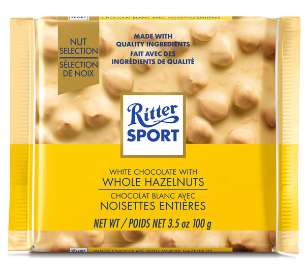 Ritter Nut - White Whole Hazelnut - 100 g