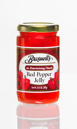 Braswell Jelly - Red Pepper - 297 g