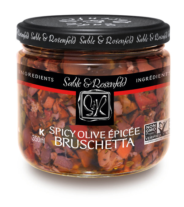 Sable and Rosenfeld Bruschetta Spicy - 350 ml
