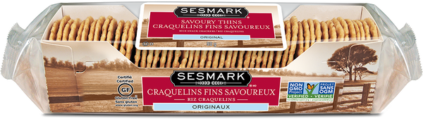 Sesmark Thins Original - 90 g