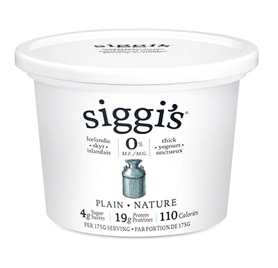 Siggi's Product Shot