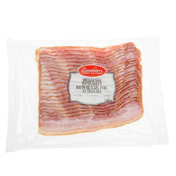 Smoked Side Bacon - 300 g
