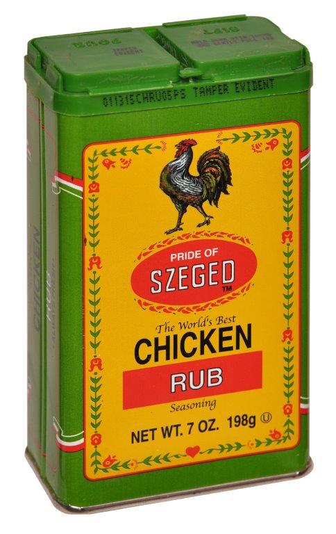 Szeged Rub Chicken - 198 g