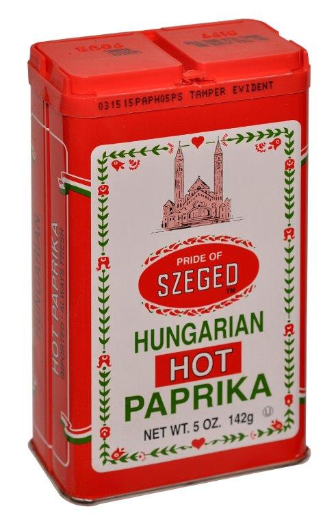 Szeged Paprika Hot - 142 g
