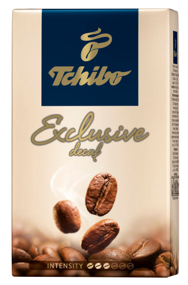 Tchibo Coffee Exclusive Decaf - 250g
