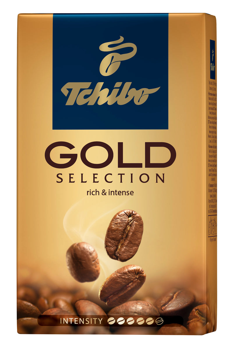 Tchibo Coffee Gold Selection - 250g