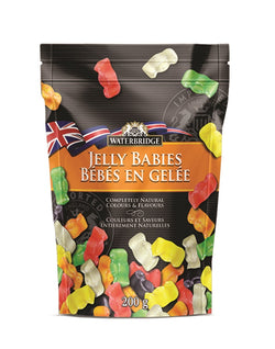 Waterbridge Jelly Babies - 200 g