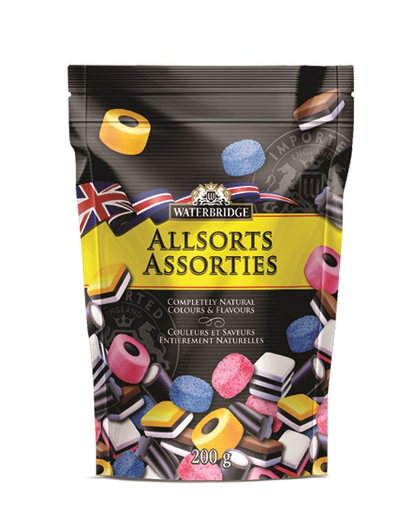 Waterbridge Allsorts - 200 g