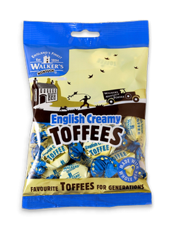 Walker's Nonsuch - Toffee Old English - 150 g