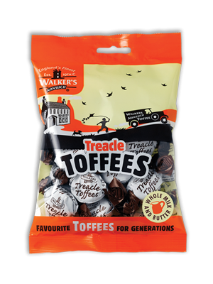Walker's Nonsuch - Toffee Treacle - 150 g