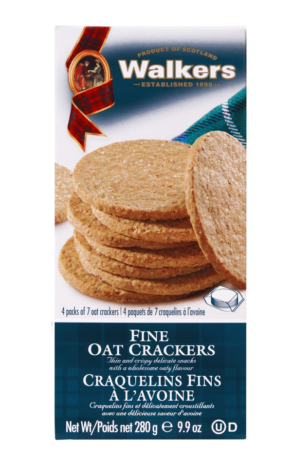 Walkers Cracker - Fine - 280 g