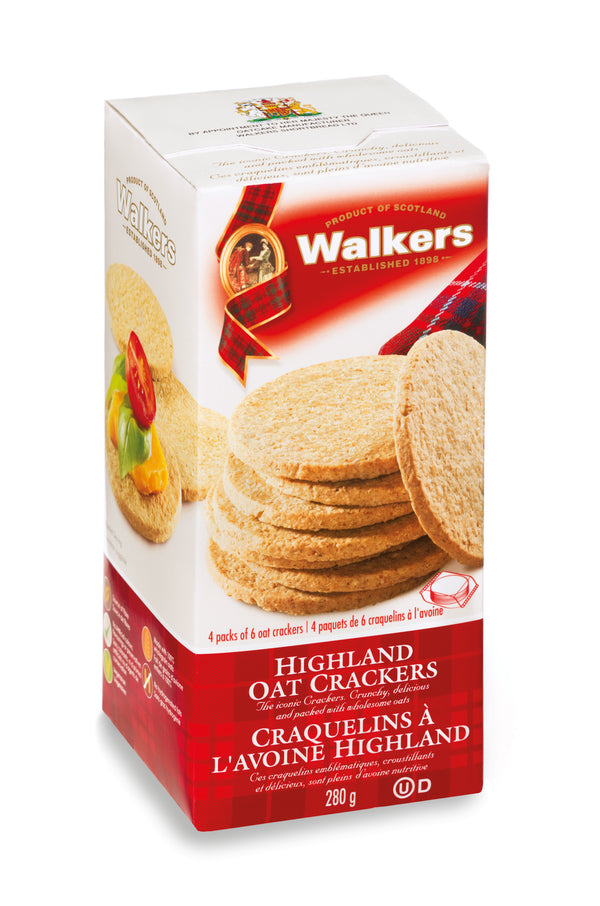 Walkers Cracker - Highland - 280 g
