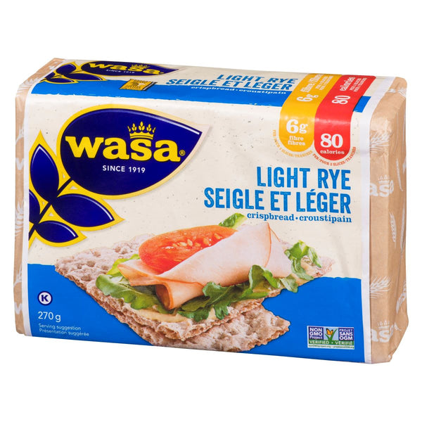 Wasa Crispbread Light - 270 g