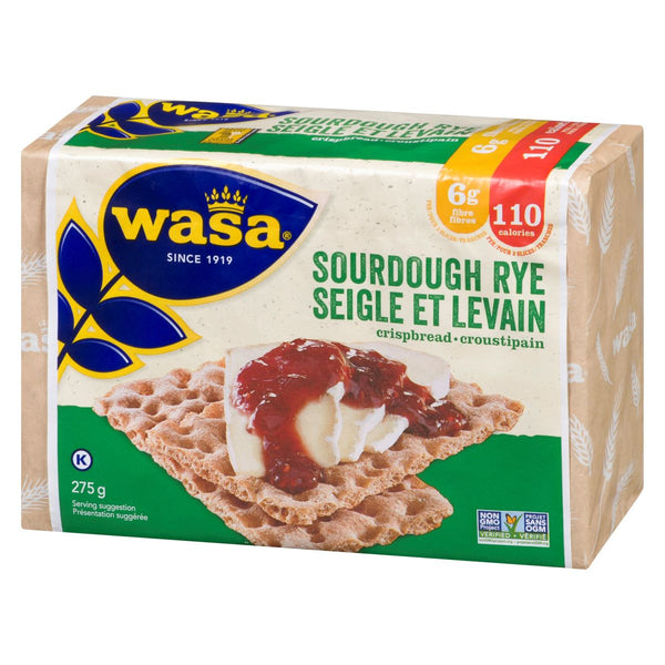 Wasa Crispbread Sourdough - 275 g