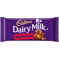 Cadbury Dairy Milk - Fruit & Nut - 200 g