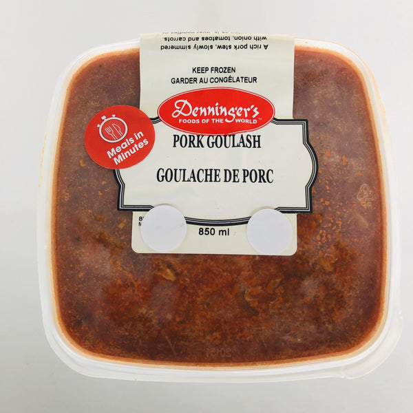 Pork Goulash - 850ml