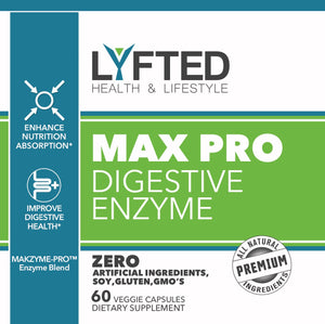 MAX PRO Digestive Enzyme