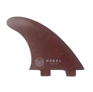 REBEL Thruster Fins aus Fischernetzen - REBEL FIN CO.