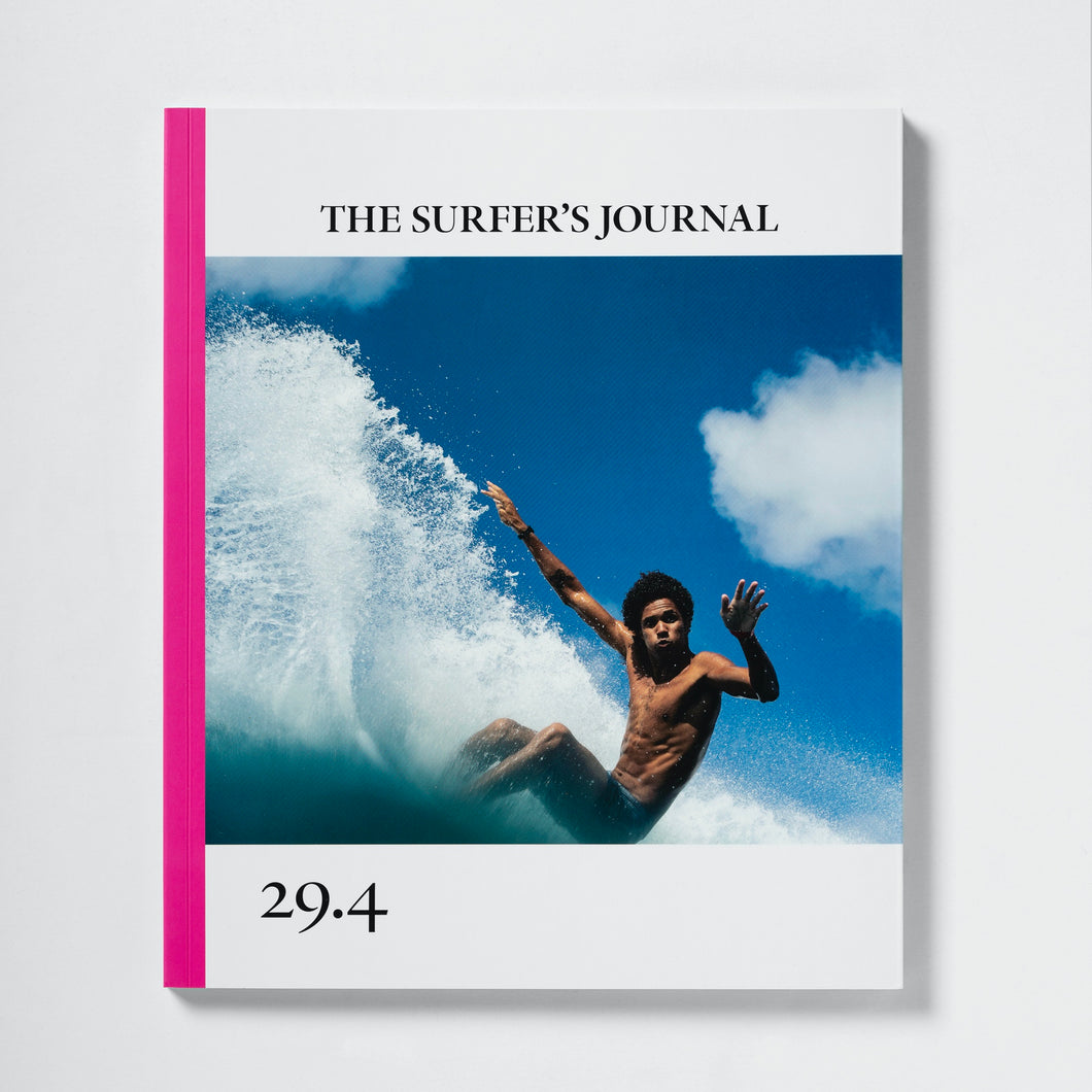 THE SURFER'S JOURNAL 29.4 - REBEL FIN CO.